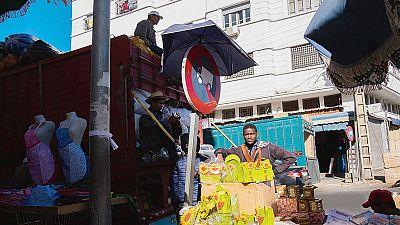 Echauffourées entre des migrants et des habitants de Casablanca