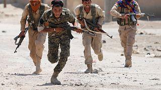 США прекратят поставки оружия курдам