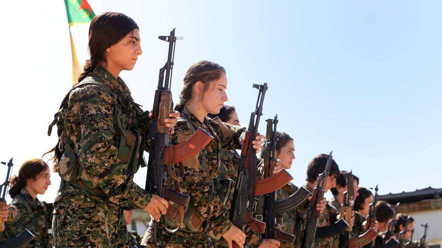 ترکیه: ترامپ با توقف ارسال سلاح برای کردهای سوریه موافقت کرد
