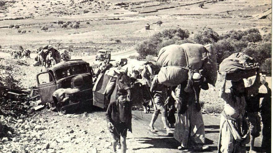 فلسطين: في ذكرى قرار التقسيم