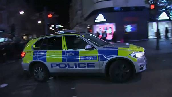 Police quiz two men over Oxford Circus panic