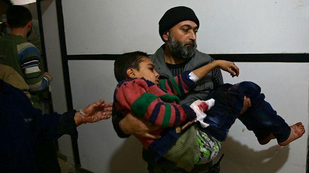 جنگ داخلی سوریه بیش از ۳۴۰ هزار کشته برجای گذاشته است