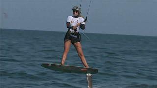 Kite World Championship, trionfo di Parlier e Moroz