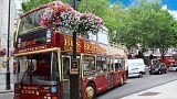 استفاده از تفالۀ قهوه برای تامین سوخت اتوبوسهای لندن
