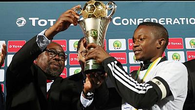 DRC's TP Mazembe retain African Confederation Cup title