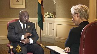 Homosexuality not on Ghana's agenda - President Akufo-Addo