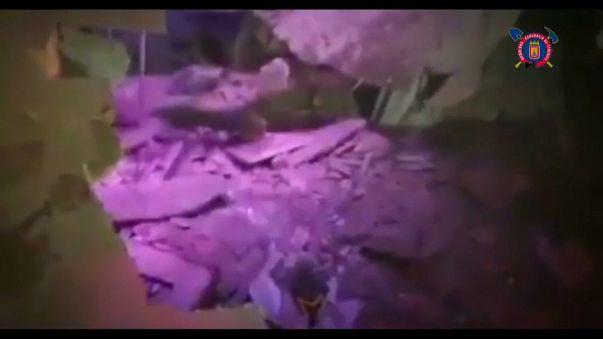 Chão colapsa em discoteca de Tenerife
