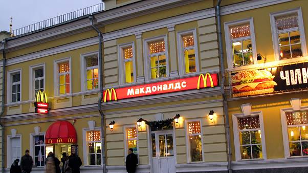 McDonald's тоже иноагент?