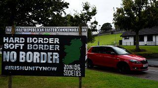 Brexit: Streit um Grenze zu Irland kocht hoch