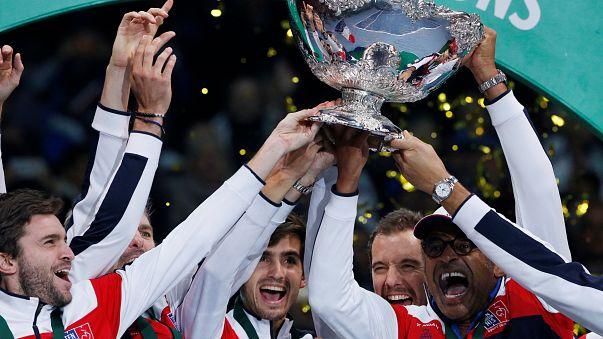 Кубок Дэвиса едет во Францию