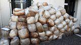Grecia: imponente sequestro di droga