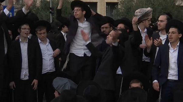 اعتقال عشرات اليهود المتشددين بسبب أعمال شغب في القدس