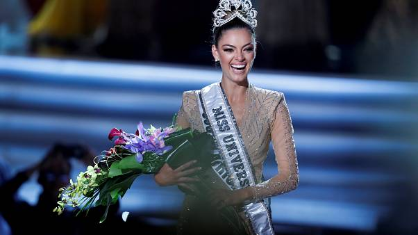 Miss South Africa becomes Miss Universe