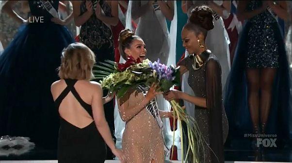 جنوب إفريقيا تفوز بلقب ملكة جمال الكون لعام 2017