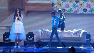 Eurovision Çocuk Şarkı Yarışması'nı 14 yaşındaki Rus Polina Boguseviç kazandı