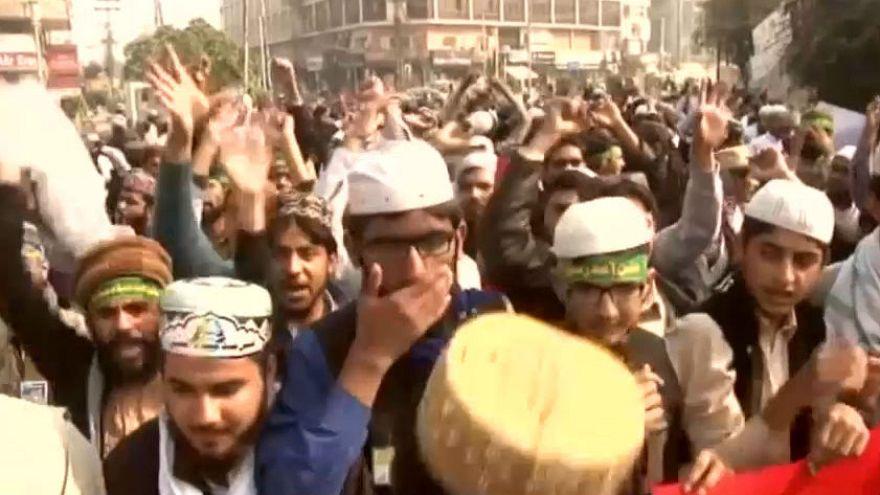 Πακιστάν: Aκύρωσαν τις διαδηλώσεις οι ισλαμιστές