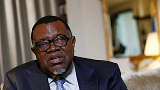 Namibia's President Geingob elected leader of ruling SWAPO party