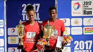 [Photos] Colour and fun as 1000s participate in 2017 Great Ethiopian Run
