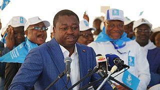 """Togo : le président Gnassingbé """"rassuré"""" sur l'unité du pays"""