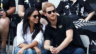 Gran Bretagna: Il principe Harry annuncia fidanzamento con Meghan Markle