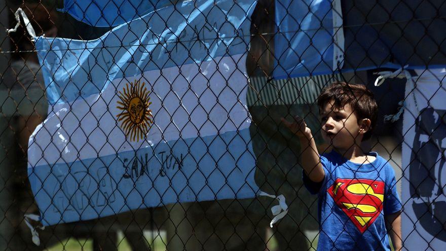 Αργεντινή: Λιγοστεύουν οι ελπίδες για το υποβρύχιο ARA San Juan
