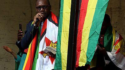Evan Mawarire appelle à traduire Robert Mugabe en justice