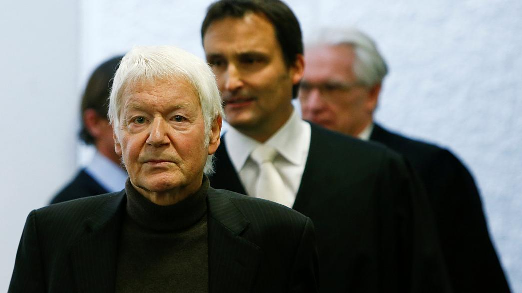 Founder of Germany phamarcy chain Schlecker given suspended sentence