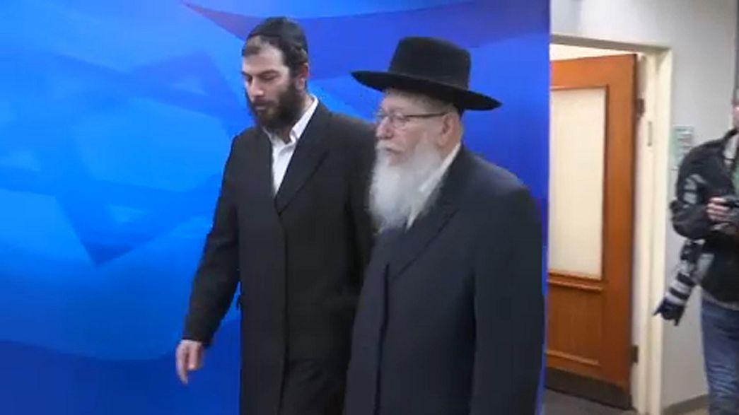 Sabbat-Beschmutzung: Israels Gesundheitsminister zurückgetreten