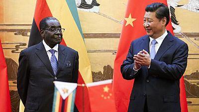 Zimbabwe: China insists it had no hand in Mugabe's downfall
