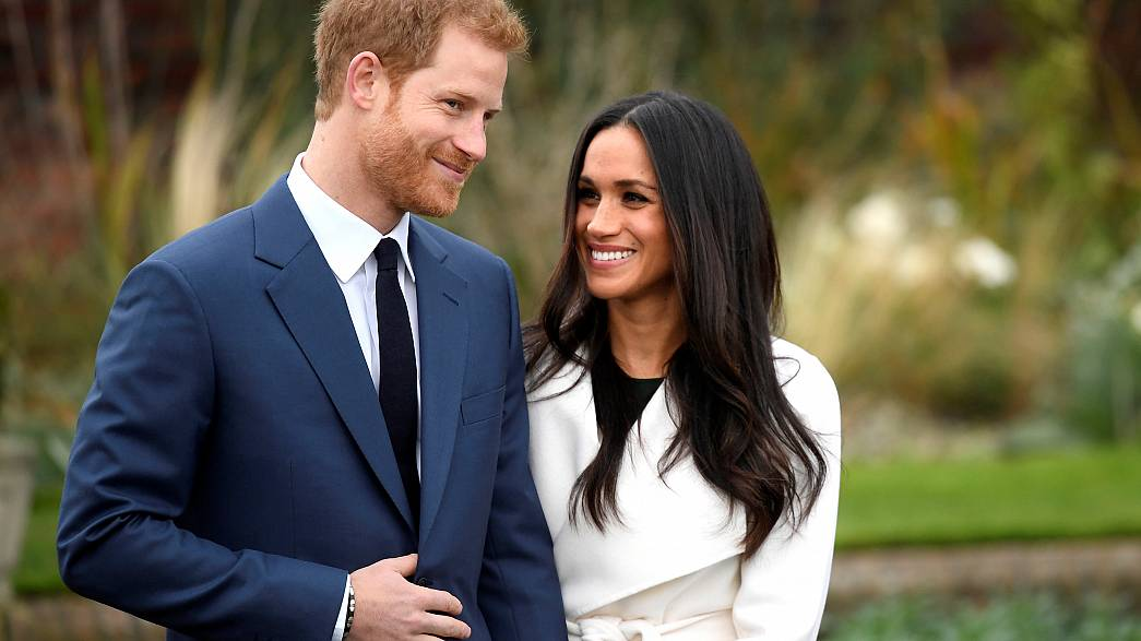 A closer look at Meghan Markle's engagement ring