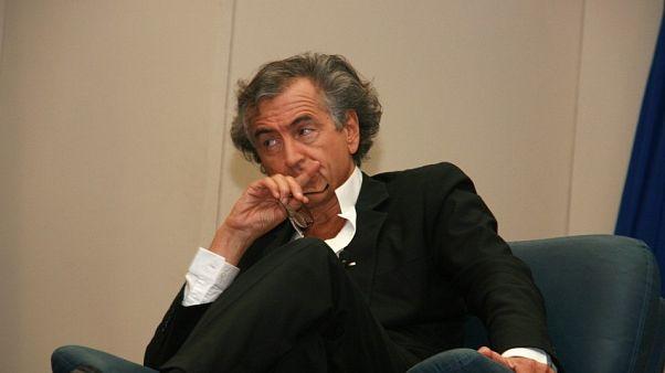 برنار هنري يعرض فيلمه المثير للجدل في الأمم المتحدة