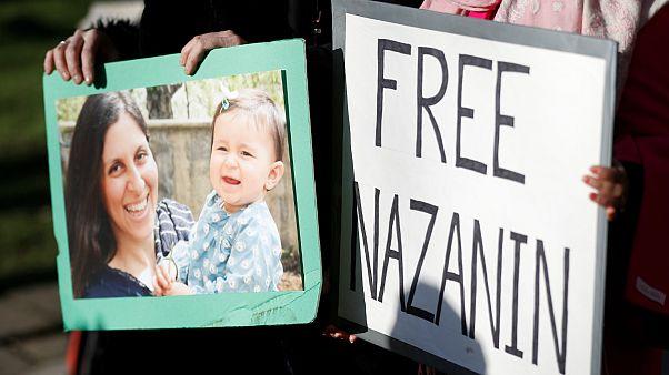 Aggódik az Iránban fogva tartott nő férje
