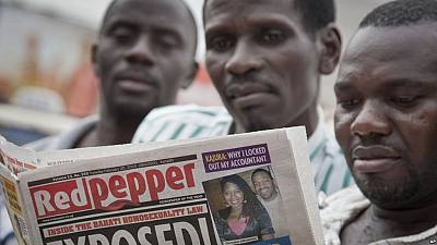 Detained Ugandan journalists charged with libel, other offences