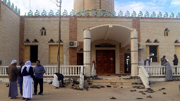 إيقاف مذيعة مصرية عن العمل بسبب تعليق غريب عن مجزرة مسجد سيناء