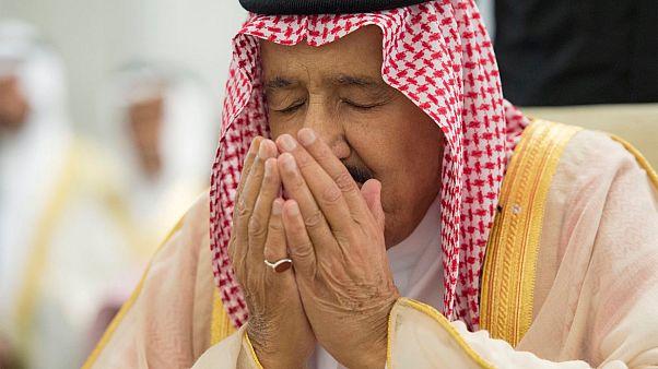 وفاة شقيقة العاهل السعودي