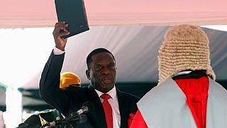 Mnangagwa dissolves cabinet of former leader Robert Mugabe