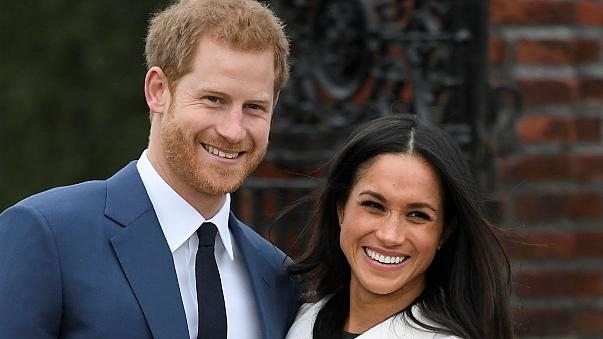 """Première """"royal interview"""" pour Meghan et Harry"""