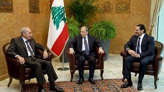 """Hariri quiere seguir siendo primer ministro de un Líbano """"neutral"""""""