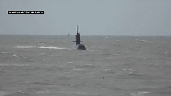 Missing Argentine submarine's 'last distress signal reported flooding and fire'
