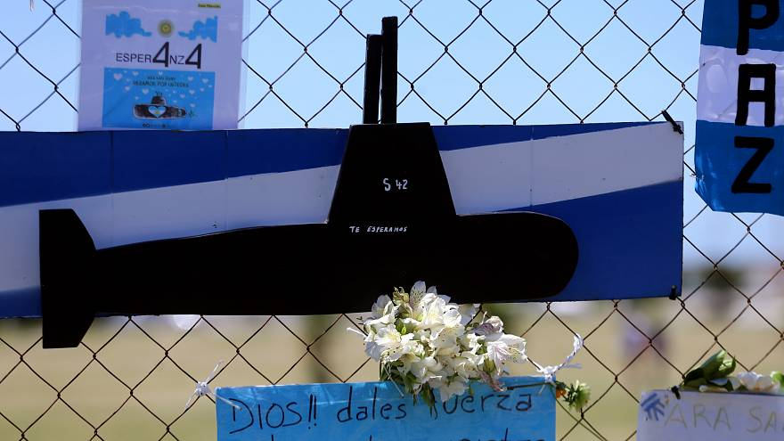 Disparition du sous-marin argentin : son dernier message est révélé