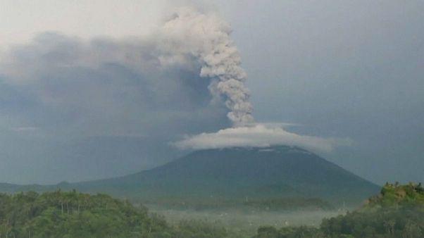 Μπαλί: Από ώρα σε ώρα η έκρηξη του ηφαιστείου Αγκούνγκ