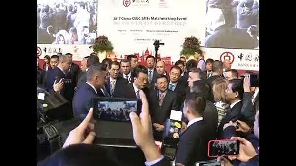 Kína-KKE-csúcs: kétoldalú tárgyalások