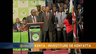 Kenya : Investiture de Kenyatta [The Morning Call]