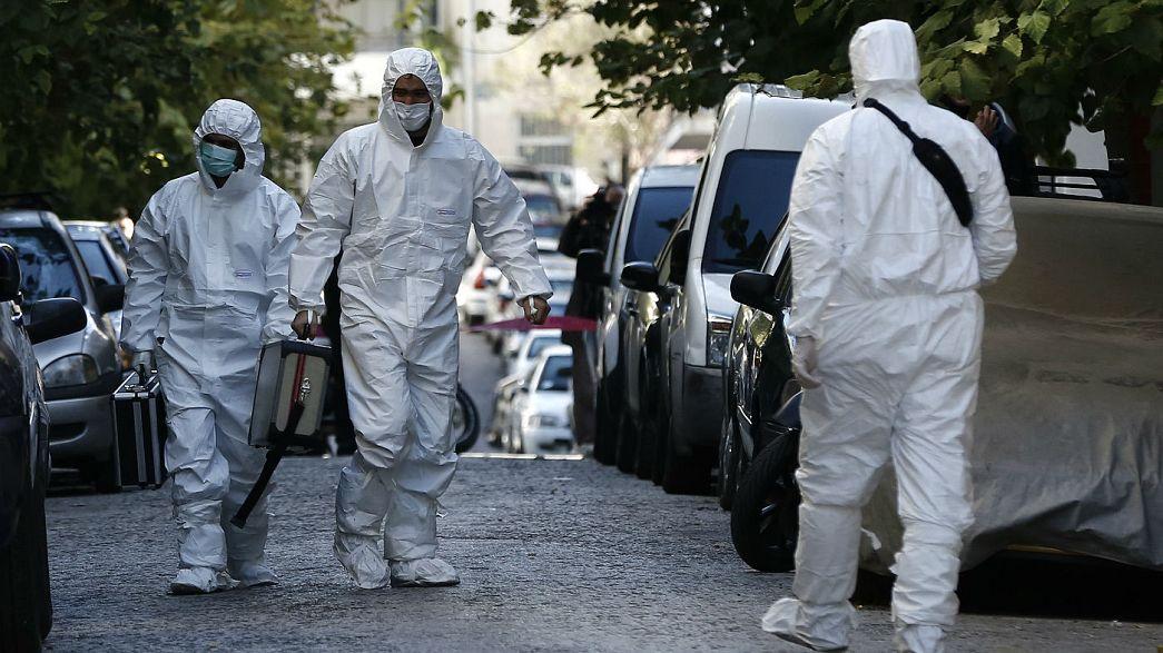 Греция: антитеррористическая операция в Афинах