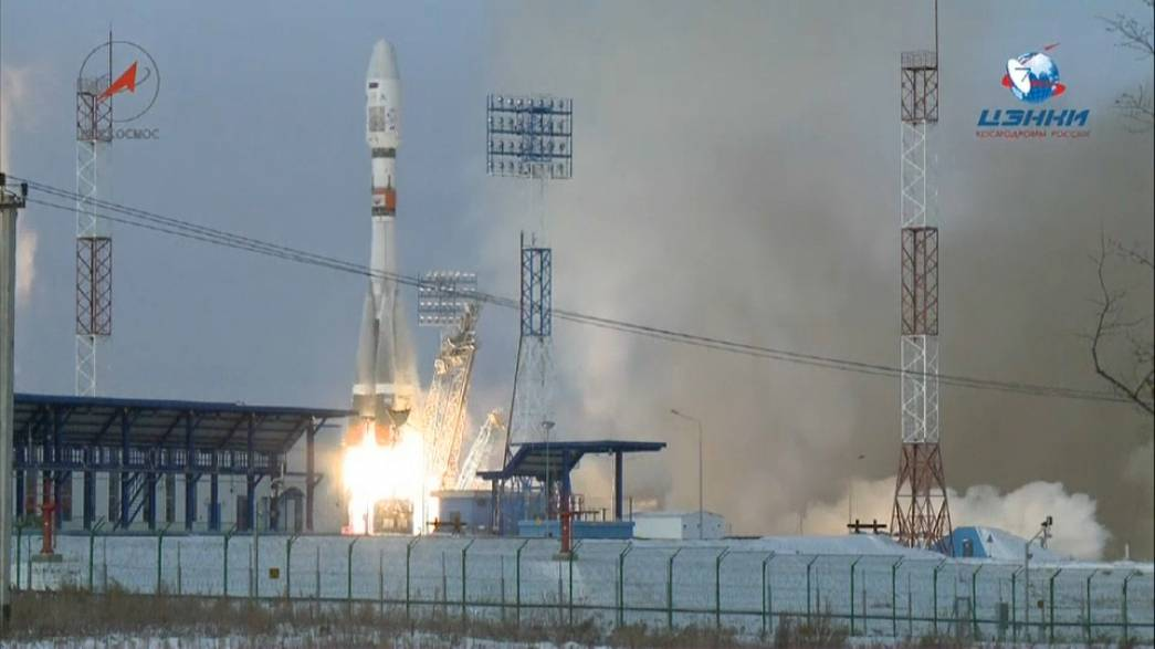 Russia loses contact with newly-launched satellite