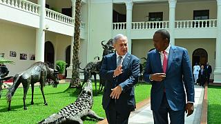 Kenya's presidential inauguration: Natanyahu to hold meetings with 10 African leaders