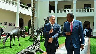 Kenya's presidential inauguration: Natanyahu to hold meetings with 10 African leaders