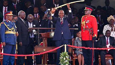 Kenya : échauffourées à Nairobi avant l'investiture du président Kenyatta