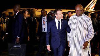 Afrique : les étapes de la tournée du président français