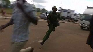 Ορκίσθηκε πρόεδρος ο Ουχούρου Κενυάτα